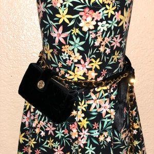 🖤CHANEL Luxury Velvet waist bag